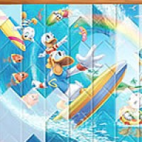 Sort My Tiles Duck Tales