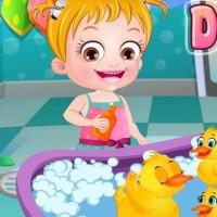 Baby Hazel: Duck Life