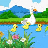Saving Private Duck